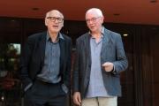 Foto/IPP/Gioia Botteghi Roma 29/10/2011 festival del cinema di Roma ,red carpet per Terence Davis e Michael Nyman