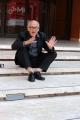 Foto/IPP/Gioia Botteghi Roma 29/10/2011 festival del cinema di Roma ,red carpet per Michael Nyman