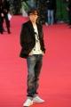 Foto/IPP/Gioia Botteghi Roma 31/10/2011 festival del cinema di Roma, red carpet, Hugo Cabret, nella foto: il ragazzo protagonista Asa Butterfield