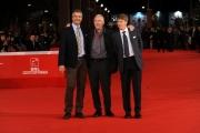 Foto/IPP/Gioia Botteghi Roma 31/10/2011 festival del cinema di Roma, red carpet,11 metri, nella foto: i tre ex giocatori Pruzzo, Chierico, Righetti