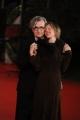 Foto/IPP/Gioia Botteghi Roma 31/10/2011 festival del cinema di Roma, red carpet, Pina,Wim Wenders con la moglie Donata