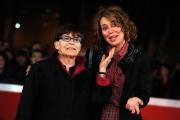 Foto/IPP/Gioia Botteghi Roma 31/10/2011 festival del cinema di Roma, red carpet,Franca, nella foto: Sabina Guzzanti con Franca Valeri