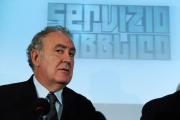foto/IPP/Gioia Botteghi 31/10/2011 Roma, Presentazione della nuova trasmissione di Michele Santoro SERVIZIO PUBBLICO,
