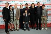 Foto/IPP/Gioia Botteghi Roma 3 02/11/2011 festival del cinema di Roma,Photocall del film La Kryptonite nella borsa, nella foto Il cast