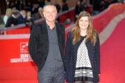 Foto/IPP/Gioia Botteghi 02/11/2011 festival del cinema di Roma, red carpet Trishna, nella foto: Michael Winterbottom co la moglie Melissa Parmenter produttrice