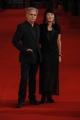 Foto/IPP/Gioia Botteghi 02/11/2011 festival del cinema di Roma, red carpet per lo scrittore Hanif Kureishi, nella foto con Elisabetta Sgarbi