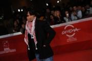 Foto/IPP/Gioia Botteghi 02/11/2011 festival del cinema di Roma, red carpet 148 Stefano, nella foto fabrizio moro che ha fatto la colonna sonora