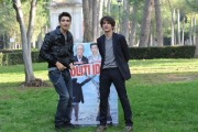 foto/IPP/Gioia Botteghi 03/11/2011 Roma, Presentazione del film I SOLITI IDIOTI, nella foto: Fabrizio Biggio e Francesco Mandelli