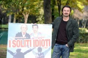 foto/IPP/Gioia Botteghi 03/11/2011 Roma, Presentazione del film I SOLITI IDIOTI, nella foto: il regista Enrico Lando