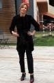 foto/IPP/Gioia Botteghi 05/11/2011 Roma, Presentazione della fiction TUTTI PAZZI PER AMORE 3, nella foto: Carlotta Natoli