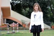 foto/IPP/Gioia Botteghi 05/11/2011 Roma, Presentazione della fiction TUTTI PAZZI PER AMORE 3, nella foto: Laura Calcani