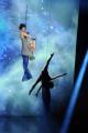 foto/IPP/Gioia Botteghi 14/11/2011 Roma, Prima puntata del programma di raiuno, ILPIUGRANDESPETTACOLODOPOILWEEKEND, NELLA FOTO coreografie di Daniel Ezralow