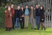 foto/IPP/Gioia Botteghi15/11/2011 Roma, Presentazione della serie tv teatrale Questi Fantasmi, nella foto Massimo Ranieri e quasi tutta la compagnia