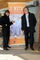 foto/IPP/Gioia Botteghi 16/11/2011 Roma, Presentazione del DVD 11 Metri, nella foto Bruno Conti e Antonio Tempestilli