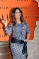 foto/IPP/Gioia Botteghi 25/11/2011 Roma, Presentazione del film IL GATTO CON GLI STIVALI, nella foto Salma Hayek