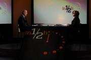 foto/IPP/Gioia Botteghi 27/11/2011 Roma, programma di Lucia Annunziata in mezz'ora ospite L'amministratore delegato dell'ansaldo brera, Maurizio Manfellotto
