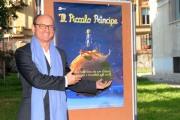 foto/IPP/Gioia Botteghi 01/12/2011 Roma, presentazione per raidue della fiction IL PICCOLO PRINCIPE, nella foto: Olivier D'Agay nipote dello scrittore del libro Antoine De saint Exupery