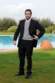 foto/IPP/Gioia Botteghi 13/12/2011 Roma, presentazione della fiction in 8 puntate per raiuno, CHE DIO CI AIUTI, nella foto : Massimo Poggio