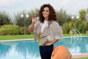 foto/IPP/Gioia Botteghi 13/12/2011 Roma, presentazione della fiction in 8 puntate per raiuno, CHE DIO CI AIUTI, nella foto : Serena Rossi