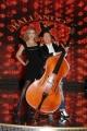 Foto/IPP/Gioia BotteghiRoma 24/02/2011 presentazione di BALLANDO CON LE STELLE, nella foto Milly Carlucci e Paolo Belli