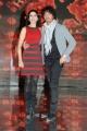 Foto/IPP/Gioia BotteghiRoma 24/02/2011 presentazione di BALLANDO CON LE STELLE, nella foto Barbara Capponi, Samuel Peron