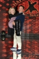 Foto/IPP/Gioia BotteghiRoma 24/02/2011 presentazione di BALLANDO CON LE STELLE, nella foto Alessandro Di Pietro, Annalisa Longo