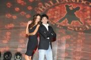 Foto/IPP/Gioia BotteghiRoma 24/02/2011 presentazione di BALLANDO CON LE STELLE, nella foto Madalina Ghenea, Simone Di Pasquale