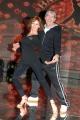 Foto/IPP/Gioia BotteghiRoma 24/02/2011 presentazione di BALLANDO CON LE STELLE, nella foto Paolo Rossi con Vicky Martin
