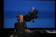 Foto/IPP/Gioia Botteghi 15/01/2012 Lucia Annunziata intervista il ministro della difesa Gianpaolo Di Paola nella trasmissione _ in mezz'ora