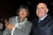 foto/IPP/Gioia Botteghi 25/01/2012 Roma, presentazione del documentario rai LE NON PERSONE, per il memory Day della shoah 2012, nella foto :  Sami Modiano con la moglie