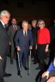 foto/IPP/Gioia Botteghi 25/01/2012 Roma, presentazione del documentario rai LE NON PERSONE, per il memory Day della shoah 2012, nella foto : Garimberti pres. rai con le stampelle dopo intervento all'anca
