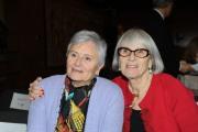 foto/IPP/Gioia Botteghi 25/01/2012 Roma, presentazione del documentario rai LE NON PERSONE, per il memory Day della shoah 2012, nella foto : le sorelle Andra e Tatiana Bucci ( soprevvissute )