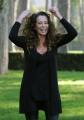 foto/IPP/Gioia Botteghi 27/01/2012 Roma, presentazione della Fiction LA VITA CHE CORRE, rai uno, nella foto:  Barbara De Rossi,