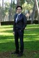 foto/IPP/Gioia Botteghi 27/01/2012 Roma, presentazione della Fiction LA VITA CHE CORRE, rai uno, nella foto:  Flavio Parenti