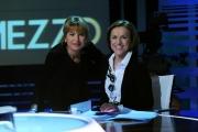 foto/IPP/Gioia Botteghi 30/01/2012 Roma, puntata di Otto e mezzo il programma de la 7 di Lilly Gruber ospite il ministro del lavoro Fornero