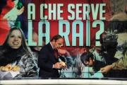 foto/IPP/Gioia Botteghi 30/01/2012 Roma, porta a porta , nella foto Bruno Vaspa