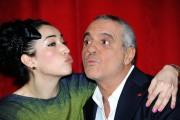 foto/IPP/Gioia Botteghi2/03/2012 Roma,  presentazione della  trasmissione Panariello non esiste, per canale 5, nella foto con Nina Zilli