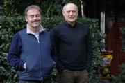 foto/IPP/Gioia Botteghi 8/02/2012 Roma,  Presentazione della fiction di raiuno IL GENERALE DEI BRIGANTI, nella foto: Massimo Dapporto e Massimo Bonetti