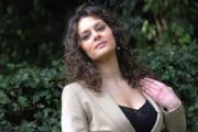 foto/IPP/Gioia Botteghi 8/02/2012 Roma,  Presentazione della fiction di raiuno IL GENERALE DEI BRIGANTI, nella foto:  Federica Sarno