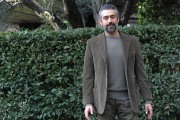 foto/IPP/Gioia Botteghi 8/02/2012 Roma,  Presentazione della fiction di raiuno IL GENERALE DEI BRIGANTI, nella foto: David Coco