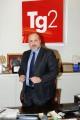 foto/IPP/Gioia Botteghi 16/02/2012 Roma,   Marcello Masi nuovo direttore della Tg2