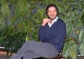 foto/IPP/Gioia Botteghi 22/02/2012 Roma,  presentazione del film Gli Sfiorati nella foto: Claudio Santamaria