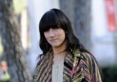 foto/IPP/Gioia Botteghi 23/02/2012 Roma,   presentazione del film Un Giorno questo Dolore Ti Sarà Utile, nella foto Elisa autrice della colonna sonora