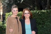 foto/IPP/Gioia Botteghi 24/02/2012 Roma,   presentazione della fiction di raiuno Walter Chiari, nella foto: Bianca Guaccero e Valeria Fabrizi