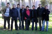 foto/IPP/Gioia Botteghi 27/02/2012 Roma,  presentazione del film Henry, nella foto: cast
