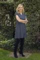 foto/IPP/Gioia Botteghi 8/03/2012 Roma,  presentazione de programma di raitre Robinson, nella foto la conduttrice Luisella Costamagna