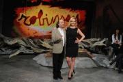 foto/IPP/Gioia Botteghi 9/03/2012 Roma,  prima puntata di Robinson rai tre nella foto: Luisella Costamagna e Antonio Cornacchione