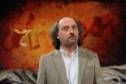 foto/IPP/Gioia Botteghi 9/03/2012 Roma,  prima puntata di Robinson rai tre nella foto: Antonio Cornacchione