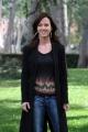 foto/IPP/Gioia Botteghi 12/03/2012 Roma,  presentazione della trasmissione 1_2_3_stella per la7 nella foto: Caterina Guzzanti