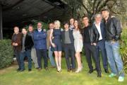 foto/IPP/Gioia Botteghi   16/03/2012 Roma,  presentazione della fiction  di raiuno IL SOGNO DI UN MARATONETA, nella foto: il cast